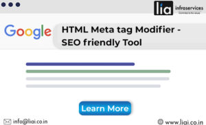 SEO friendly HTML Meta Tag Modifier Tool for Startups