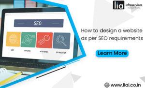 How to Design Website on SEO Standards?