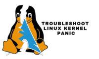 Linux kernel panic error