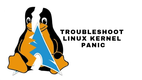 How to troubleshoot kernel panic error in Linux
