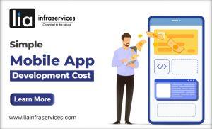 Mobile App Development Cost in India