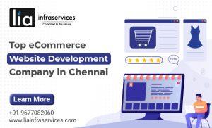 Top eCommerce Website Development Company in Chennai
